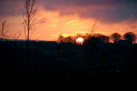 Sunset on Exmoor - 2