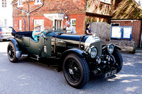 A Bentley from the Past